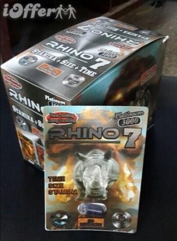 Rhino 7(24 pills)