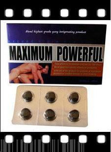 maximum powerful pills