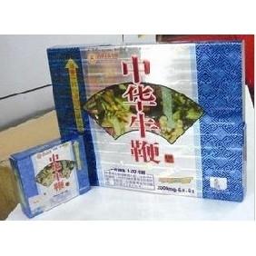 wholesale original chinese best zhonghuaniubian male sex pills(6 pills)