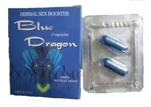 Buy best original Blue Dragon male enhancement pills(2 capsules/box)