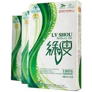 Hot sale Cheap Lv Shou slimming capsules(30 pills) - Lv Shou - China Diet Pills