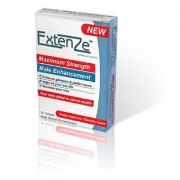 ExtenZe male sex pills (30 pills) 34 boxes