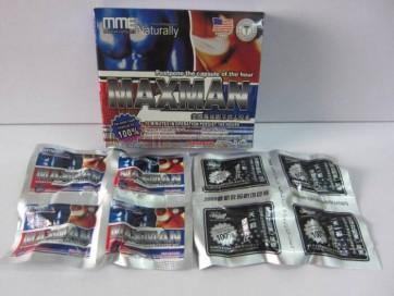 whosale  sex supplements maxman 40%(8pills)