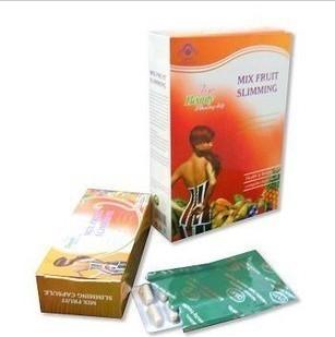 Best cheap original Mix Fruit Slimming diet capsules(30 capsules/box)