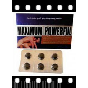 Maximum Powerful male enhancement pills(6 pills)