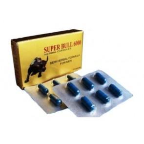 Super Bull 6000(12pills)