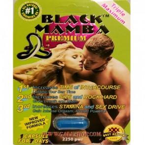 BLACK MAMBA PREMIUM TRIPLE MAXIMUM