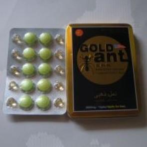 Hot sale GOLD ant male enhancement pills