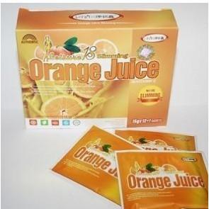 Leisure 18 Slimming Orange Juice