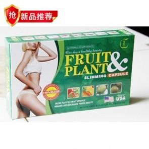 Buy best original USA Fruit Plant capsule diet pills(30 pills)