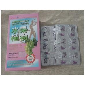 Pink Fruta planta slimming capsules diet pills(30 pills) - Fruta Planta - China Diet Pills